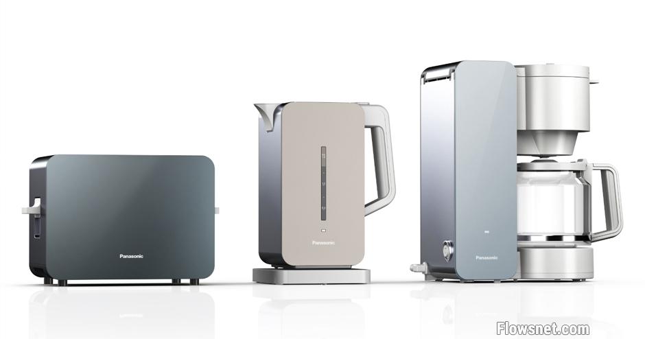Panasonic mazās virtuves ierīces saliedē dizainu, inovāciju un veselīgu dzīvesveidu, iedvesmojot uz svaigu ēdienu baudīšanu