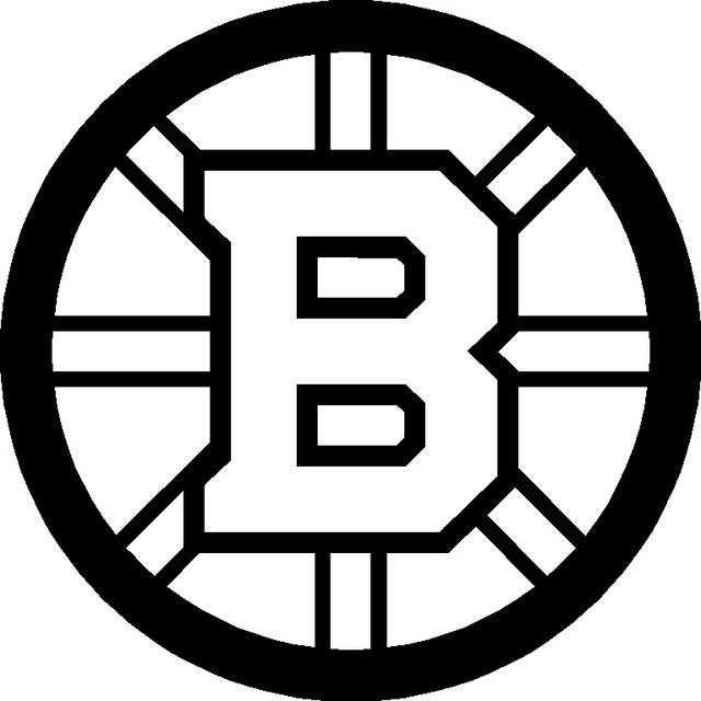 Image Result For Boston Bruins Logo Coloring Page