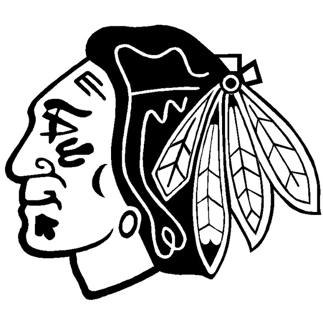 NEW Custom NHL Hockey Teams CHICAGO BLACKHAWKS Vinyl Decals Car - Custom vinyl decals chicago